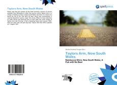 Buchcover von Taylors Arm, New South Wales