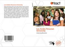 Bookcover of Los Andes Peruvian University