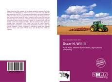 Oscar H. Will III的封面