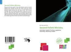 Borítókép a  Second Follett Ministry - hoz