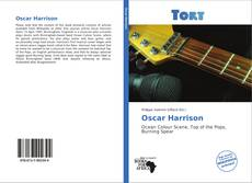 Copertina di Oscar Harrison