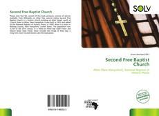Обложка Second Free Baptist Church
