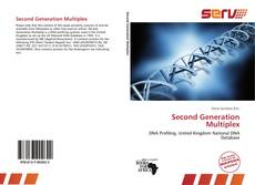Bookcover of Second Generation Multiplex