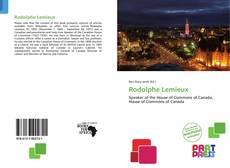 Copertina di Rodolphe Lemieux