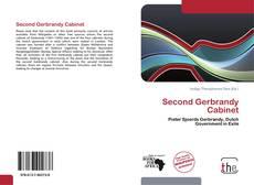 Couverture de Second Gerbrandy Cabinet