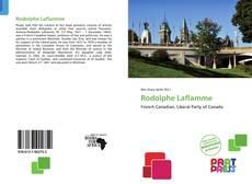 Copertina di Rodolphe Laflamme