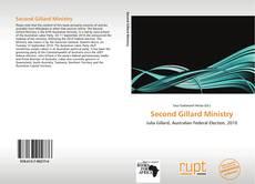 Portada del libro de Second Gillard Ministry