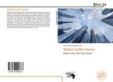 Copertina di Roden Cutler House