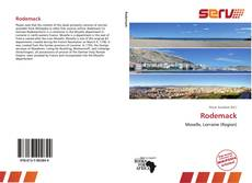 Bookcover of Rodemack