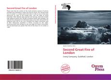 Second Great Fire of London的封面