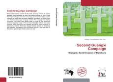 Couverture de Second Guangxi Campaign