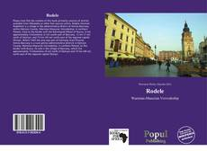 Bookcover of Rodele