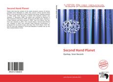 Copertina di Second Hand Planet