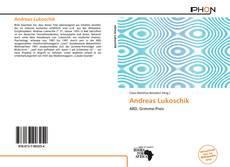 Andreas Lukoschik kitap kapağı