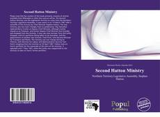 Bookcover of Second Hatton Ministry