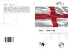 Bookcover of Rode, Somerset
