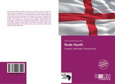 Portada del libro de Rode Heath