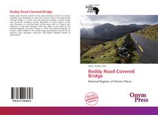 Capa do livro de Roddy Road Covered Bridge