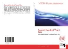 Capa do livro de Second Hundred Years' War