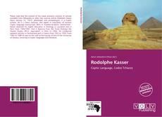 Portada del libro de Rodolphe Kasser