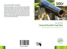 Buchcover von Second Kurdish Iraqi War