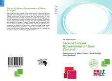 Copertina di Second Labour Government of New Zealand