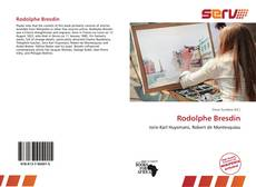 Copertina di Rodolphe Bresdin