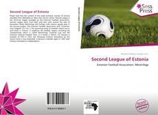 Обложка Second League of Estonia