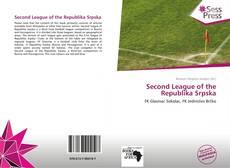 Обложка Second League of the Republika Srpska
