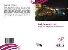 Обложка Rodoljub Čolaković