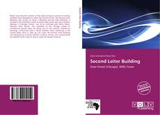 Capa do livro de Second Leiter Building