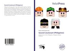 Bookcover of Second Lieutenant (Philippines)