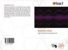 Bookcover of Rodolfus Choir