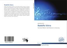 Capa do livro de Rodolfo Vieira