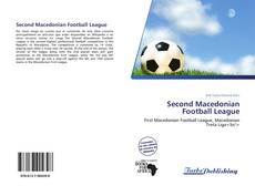 Buchcover von Second Macedonian Football League