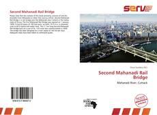 Bookcover of Second Mahanadi Rail Bridge