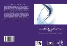 Second Malayan Five Year Plan的封面
