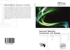 Copertina di Second Manchu Invasion of Korea