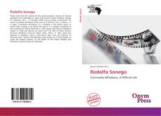 Bookcover of Rodolfo Sonego