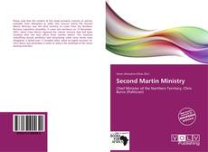 Capa do livro de Second Martin Ministry