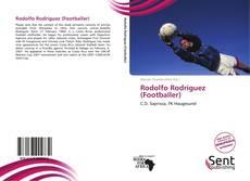 Portada del libro de Rodolfo Rodríguez (Footballer)