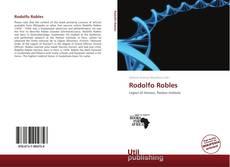 Buchcover von Rodolfo Robles