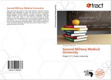 Capa do livro de Second Military Medical University