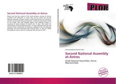 Portada del libro de Second National Assembly at Astros