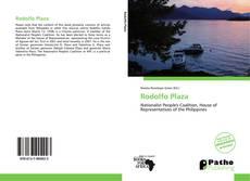 Capa do livro de Rodolfo Plaza