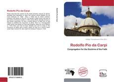 Couverture de Rodolfo Pio da Carpi