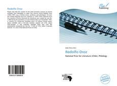 Buchcover von Rodolfo Oroz