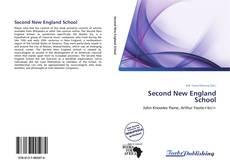 Capa do livro de Second New England School