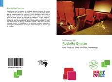 Borítókép a  Rodolfo Onetto - hoz