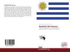 Rodolfo Nin Novoa的封面